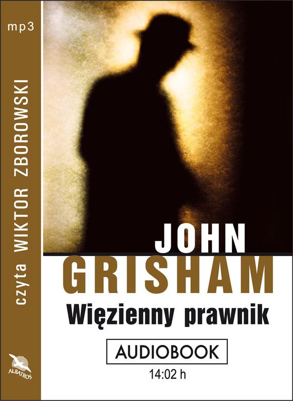 okładka WIĘZIENNY PRAWNIKaudiobook | MP3 | John  Grisham