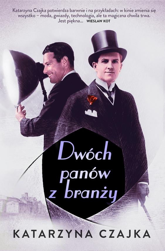okładka Dwóch panów z branżyaudiobook | MP3 | Katarzyna Czajka