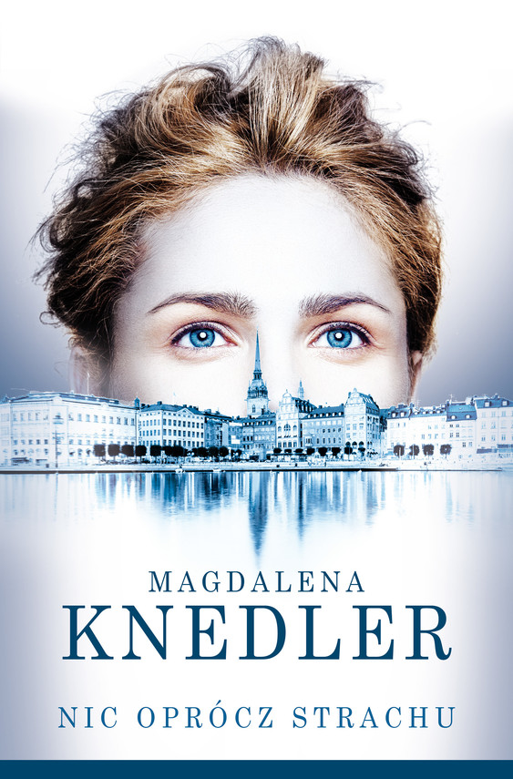 okładka Nic oprócz strachuaudiobook | MP3 | Magdalena  Knedler
