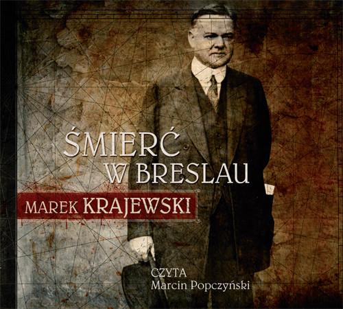okładka Śmierć w Breslau. Audiobook | MP3 | Marek Krajewski