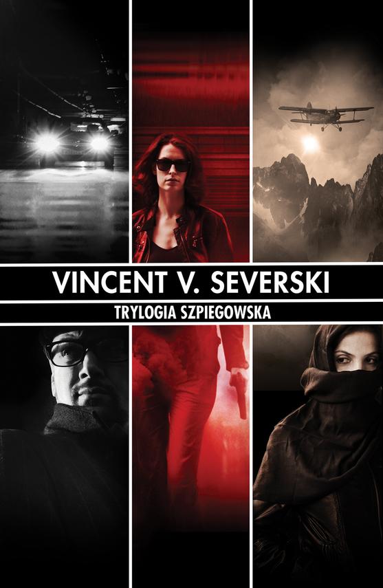 okładka Pakiet Trylogia Szpiegowska (Audiobook). Audiobook | MP3 | Vincent V. Severski