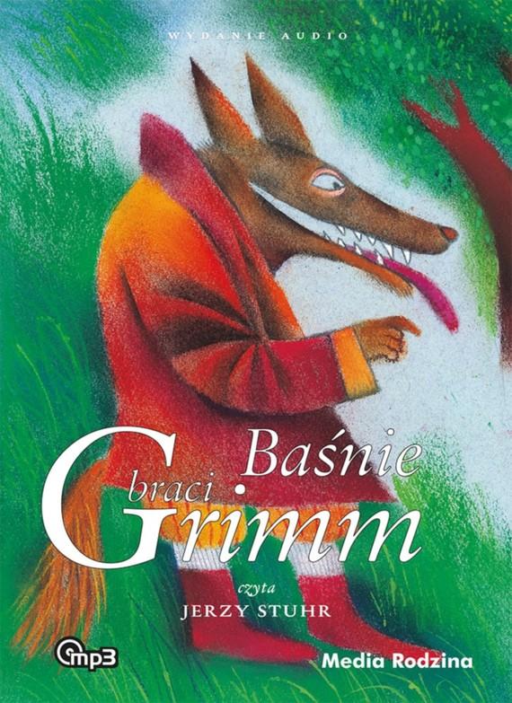 okładka Baśnie braci Grimm 1, Audiobook | Wilhelm Grimm, Jakub Grimm