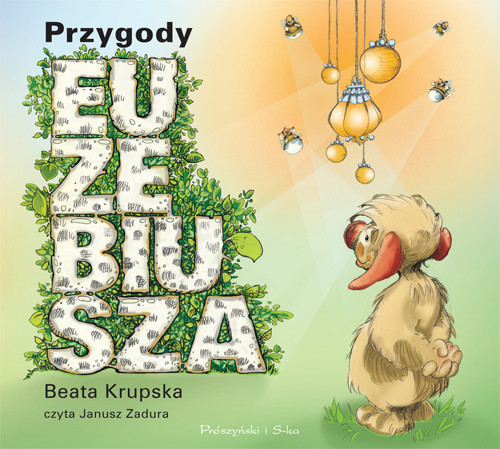 okładka Przygody Euzebiusza, Audiobook | Beata Krupska