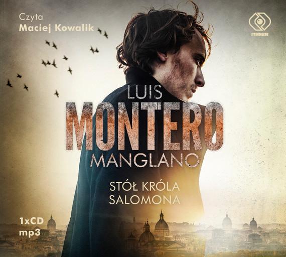 okładka Stół króla Salomona (Poszukiwacze), Audiobook   Luis Montero