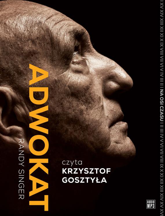 okładka Adwokat. Audiobook | MP3 | Randy Singer