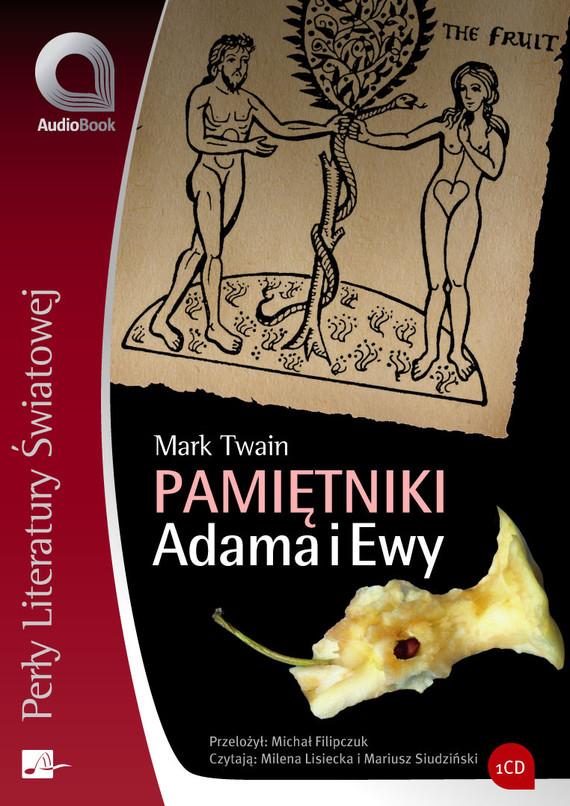 okładka Pamiętniki Adama i Ewyaudiobook | MP3 | Mark Twain