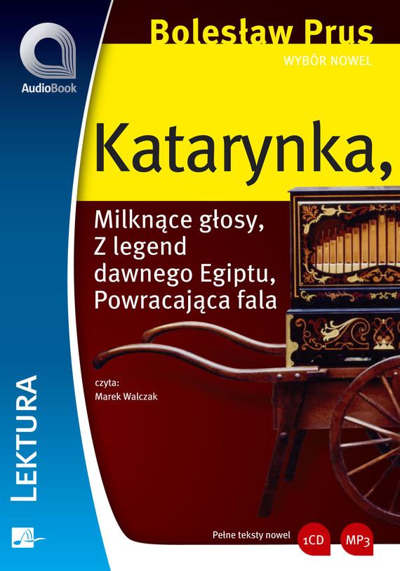 okładka Wybór nowel - Katarynkaaudiobook | MP3 | Bolesław Prus