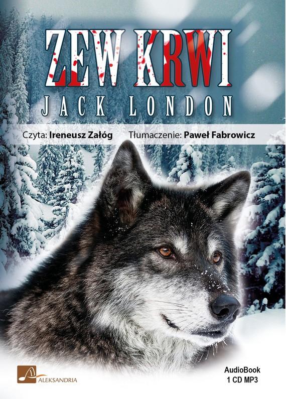 okładka Zew krwiaudiobook   MP3   Jack London