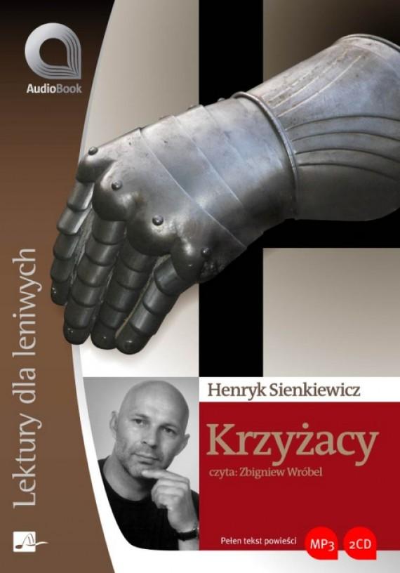 okładka Krzyżacyaudiobook | MP3 | Henryk Sienkiewicz