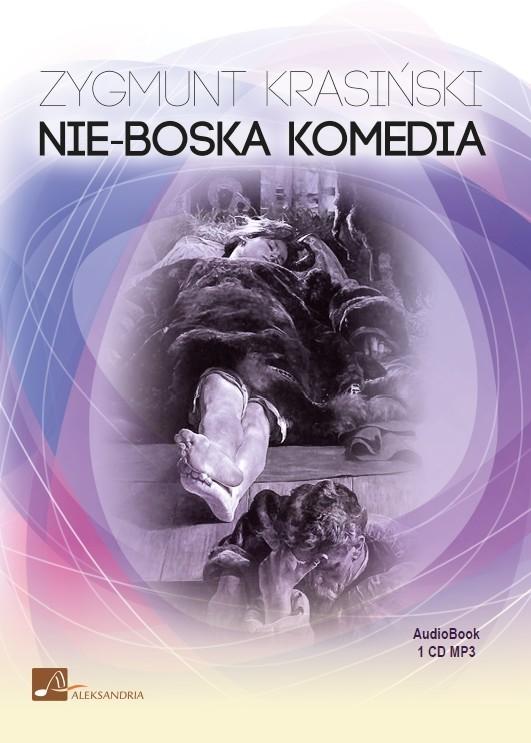 okładka Nie-Boska Komediaaudiobook | MP3 | Zygmunt Krasiński