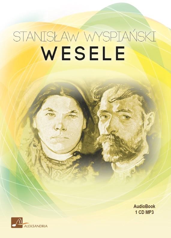 okładka Weseleaudiobook | MP3 | Stanisław Wyspiański