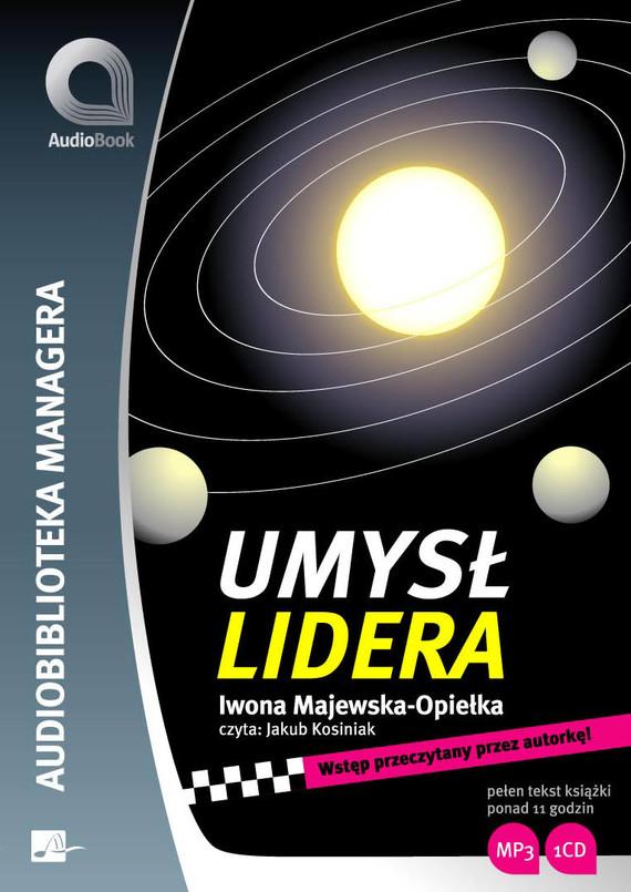 okładka Umysł Lideraaudiobook | MP3 | Iwona Majewska Opiełka