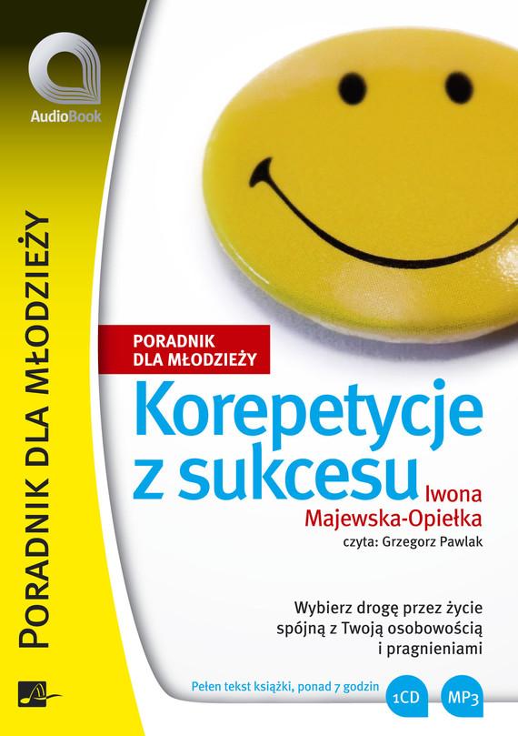 okładka Korepetycje z sukcesuaudiobook | MP3 | Iwona Majewska Opiełka