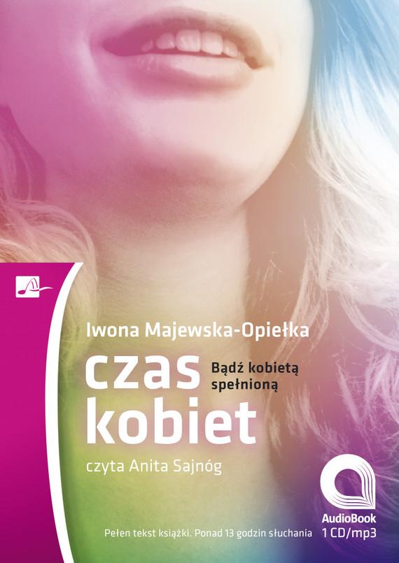 okładka Czas kobietaudiobook | MP3 | Iwona Majewska Opiełka