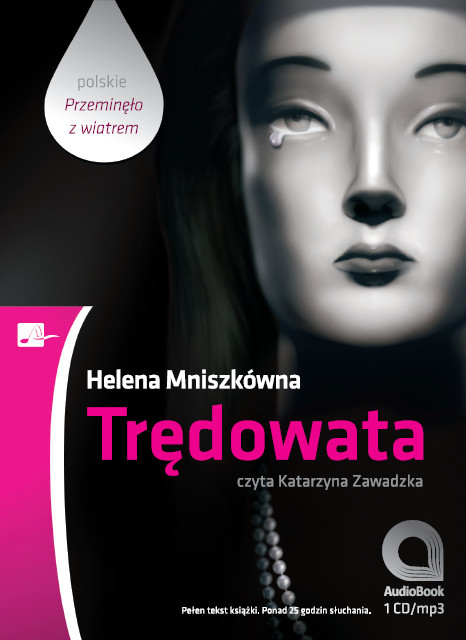 okładka Trędowata, Audiobook | Helena Mniszkówna