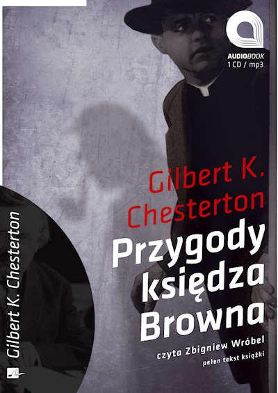 okładka Przygody księdza Brownaaudiobook | MP3 | Gilbert Keith  Chesterton