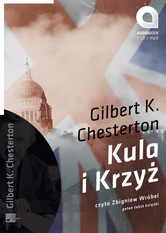 okładka Kula i krzyżaudiobook | MP3 | Gilbert Keith  Chesterton