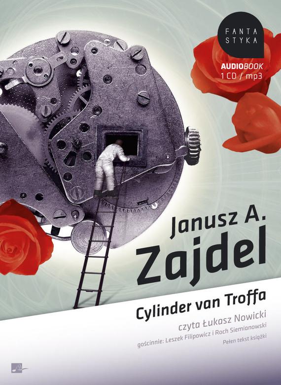 okładka Cylinder van Troffaaudiobook | MP3 | Janusz Andrzej Zajdel