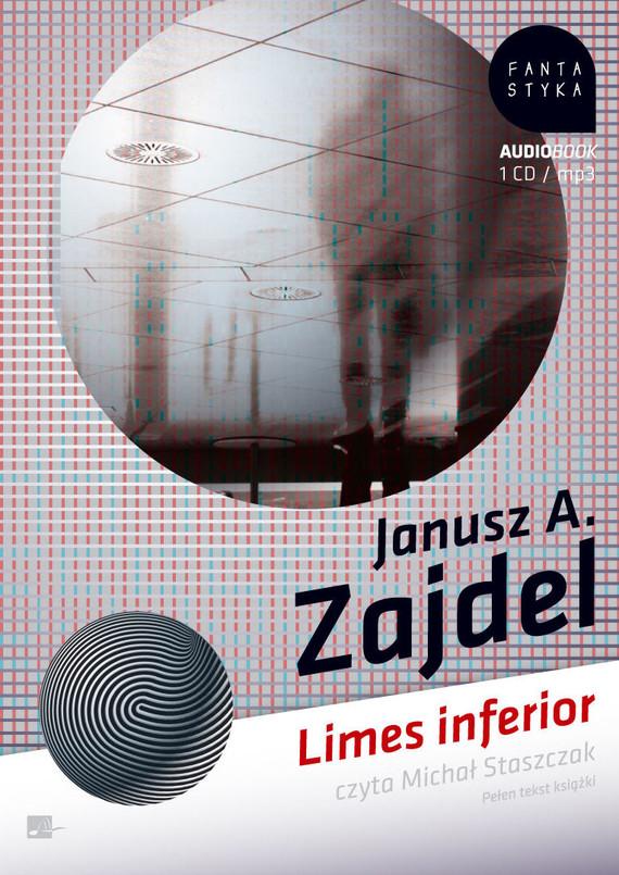 okładka Limes inferior, Audiobook | Janusz Andrzej Zajdel