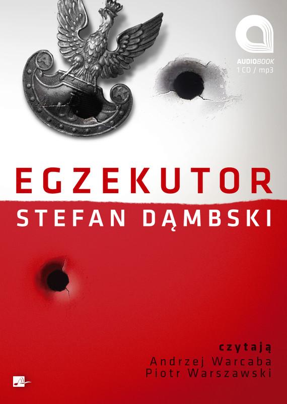 okładka Egzekutor, Audiobook | Stefan  Dąmbski