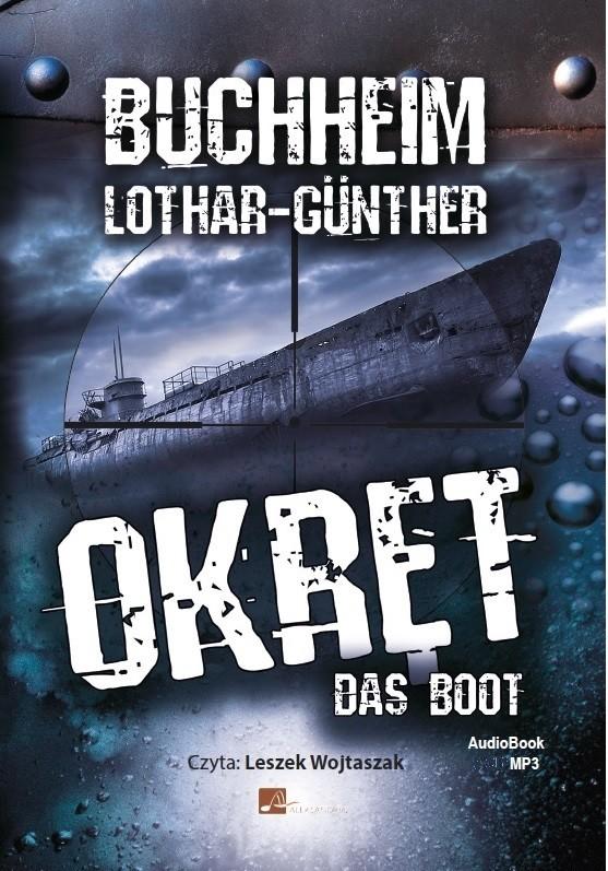 okładka Okrętaudiobook | MP3 | Lothar-Günther Buchheim