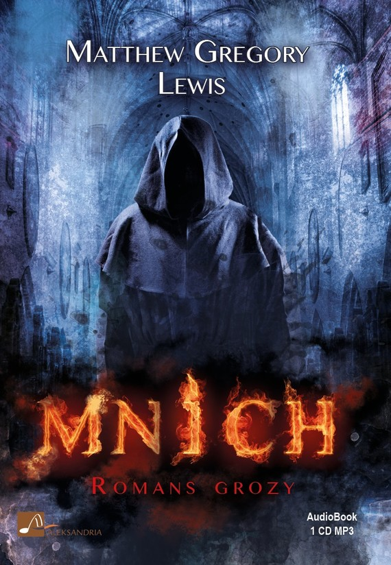okładka Mnich romans grozyaudiobook | MP3 | Matthew Gregory Lewis