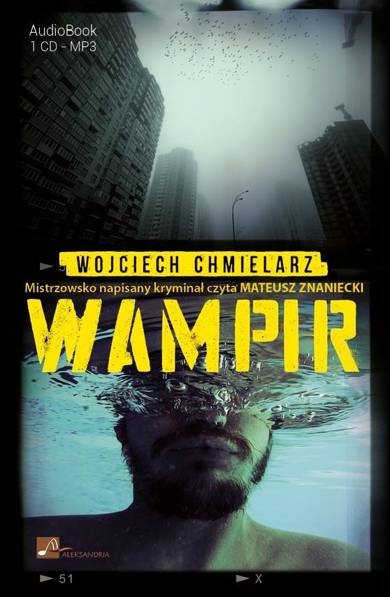 okładka Wampir, Audiobook | Wojciech Chmielarz