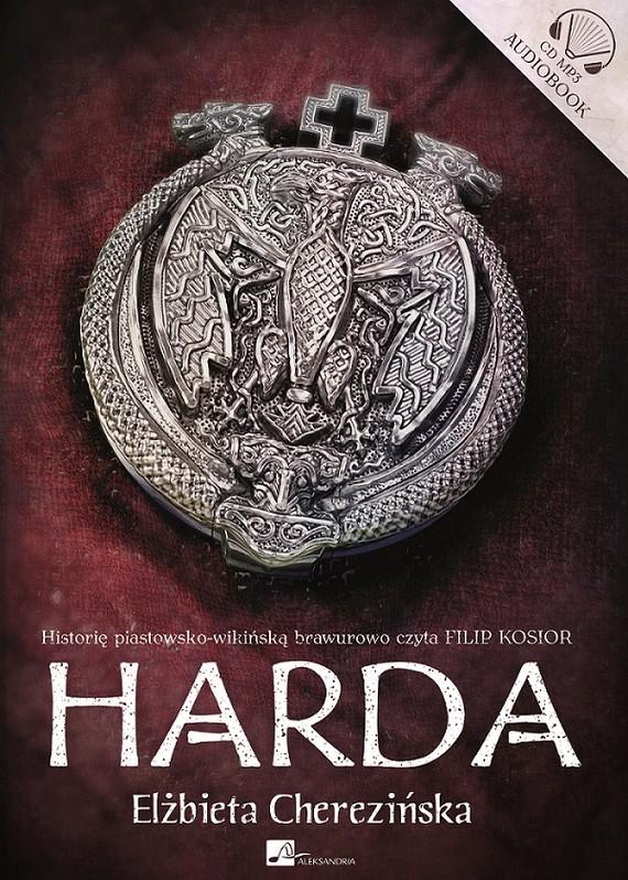 okładka Harda. Audiobook | MP3 | Elżbieta Cherezińska