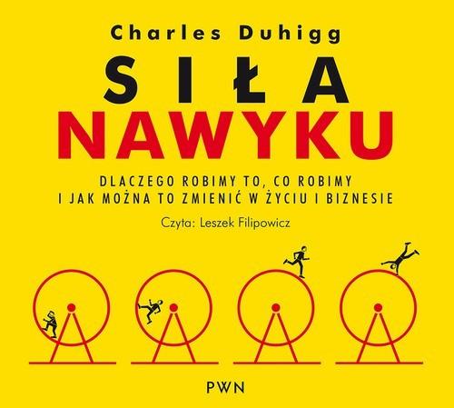 okładka Siła nawyku. Audiobook | MP3 | Charles Duhigg