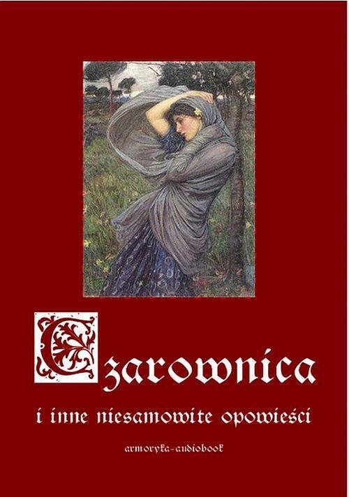 okładka Czarownica i inne niesamowite opowieści, Audiobook | Andrzej  Sarwa, Wiktor Gomulicki