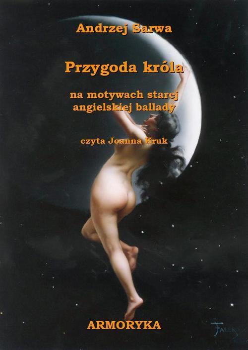 okładka Przygoda królaaudiobook | MP3 | Andrzej  Sarwa