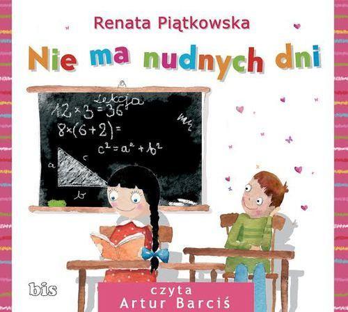 okładka Nie ma nudnych dniaudiobook | MP3 | Renata  Piątkowska