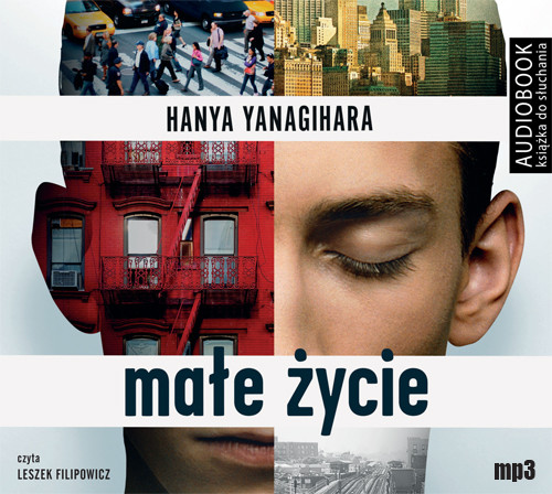 okładka Małe życie. Audiobook | MP3 | Hanya Yanagihara