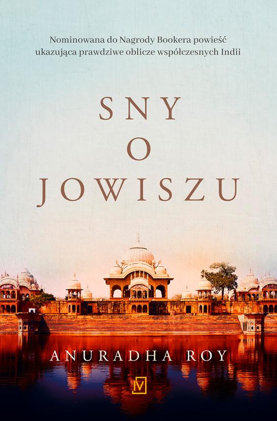 okładka Sny o Jowiszu, Audiobook | Anuradha Roy