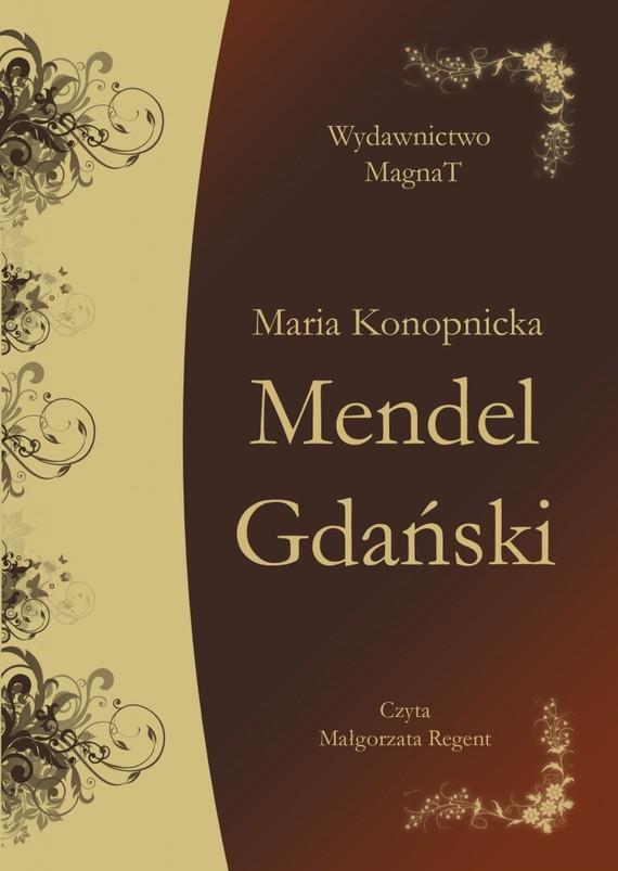 okładka Mendel Gdański. Audiobook   MP3   Maria Konopnicka