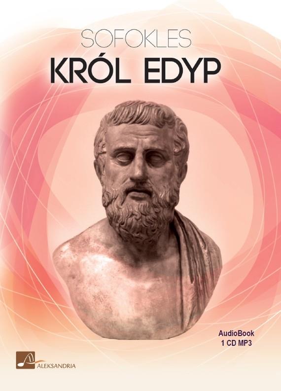 okładka Król Edyp, Audiobook | Sofokles