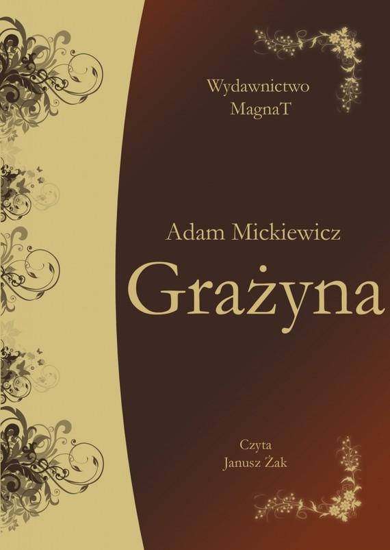 okładka Grażynaaudiobook   MP3   Adam Mickiewicz