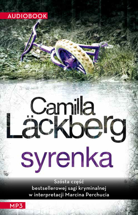 okładka Syrenka. Audiobook | MP3 | Camilla Läckberg