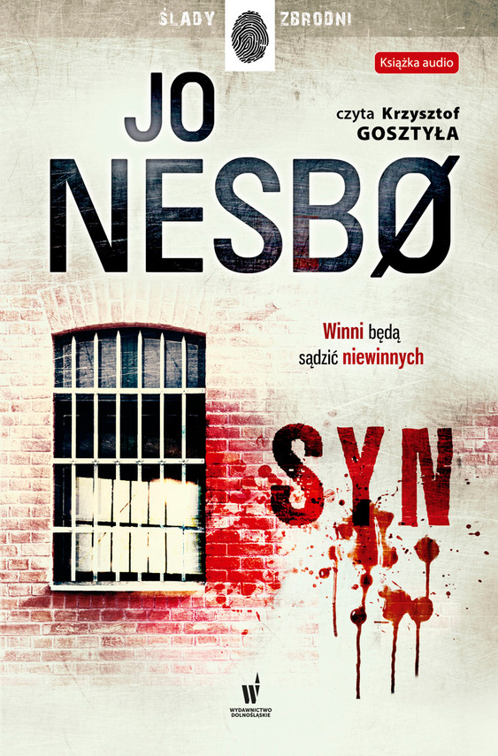 okładka Syn. Audiobook | MP3 | Jo Nesbo