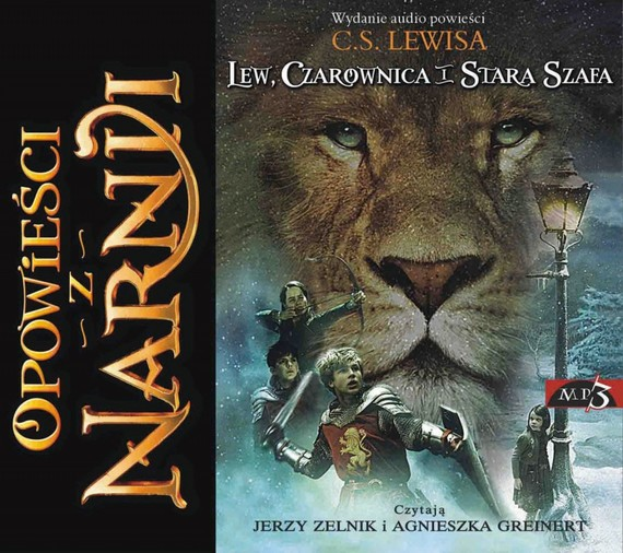 okładka Opowieści z Narnii. Lew, Czarownica i stara szafa. Audiobook | MP3 | Clive Staples Lewis