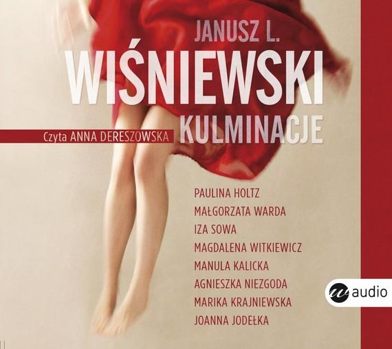 okładka Kulminacje, Audiobook | Janusz Leon Wiśniewski