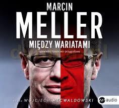 okładka Między wariatamiaudiobook | MP3 | Marcin Meller