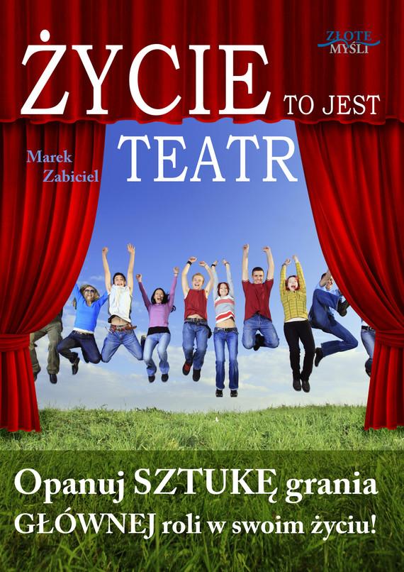 okładka Życie to jest teatraudiobook | MP3 | Marek Zabiciel