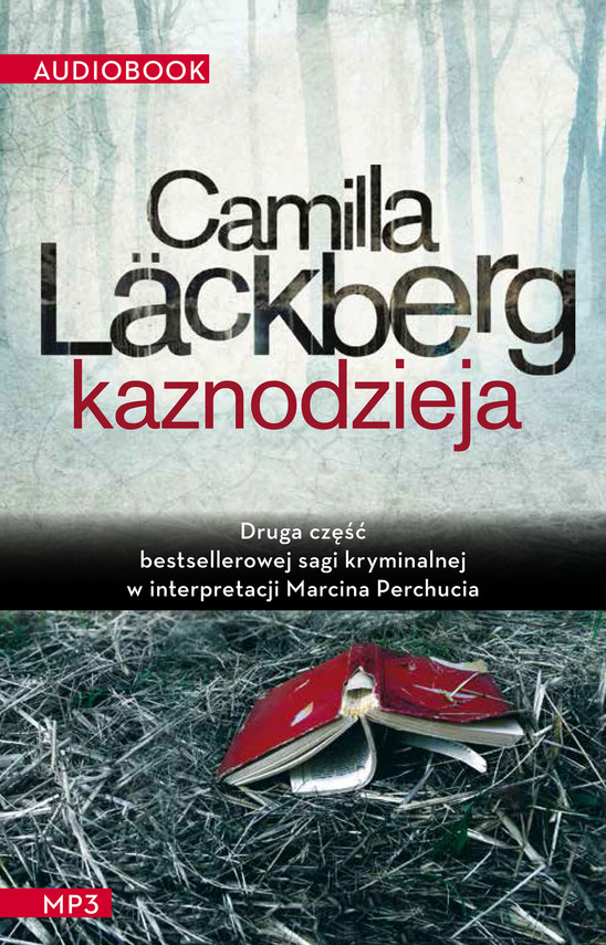 okładka Kaznodzieja. Audiobook   MP3   Camilla Läckberg