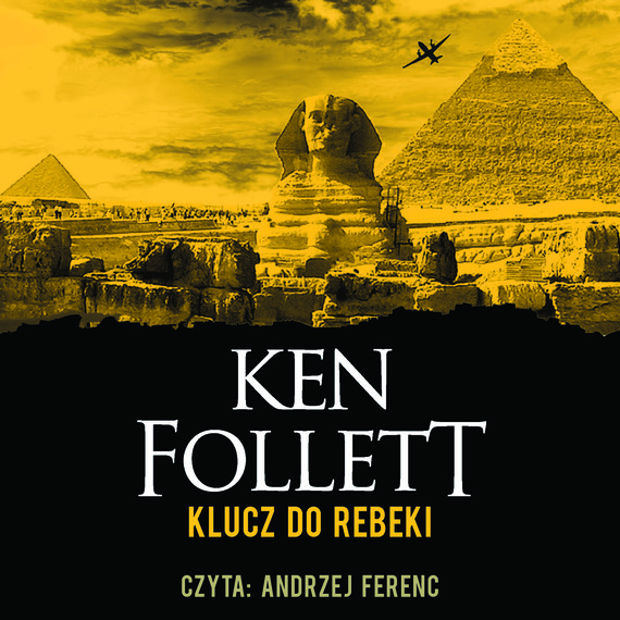 okładka KLUCZ DO REBEKI, Audiobook | Ken Follett