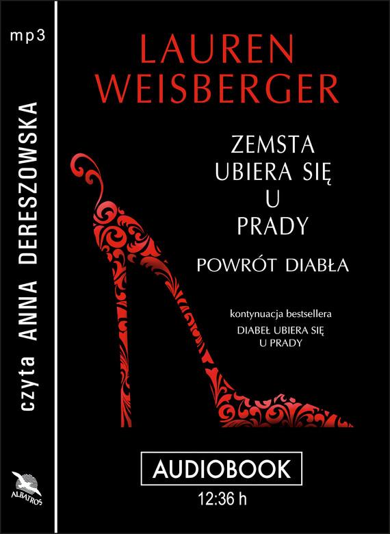 okładka ZEMSTA UBIERA SIĘ U PRADYaudiobook | MP3 | Lauren Weisberger
