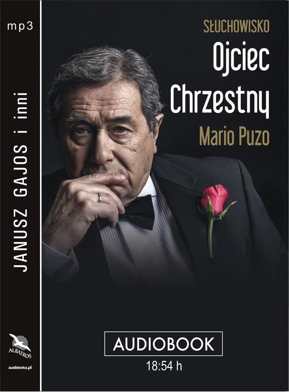 okładka OJCIEC CHRZESTNY, Audiobook | Mario Puzo