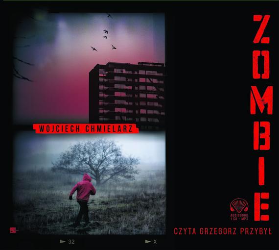 okładka Zombie. Audiobook | MP3 | Wojciech Chmielarz