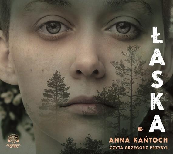 okładka Łaskaaudiobook | MP3 | Anna Kańtoch