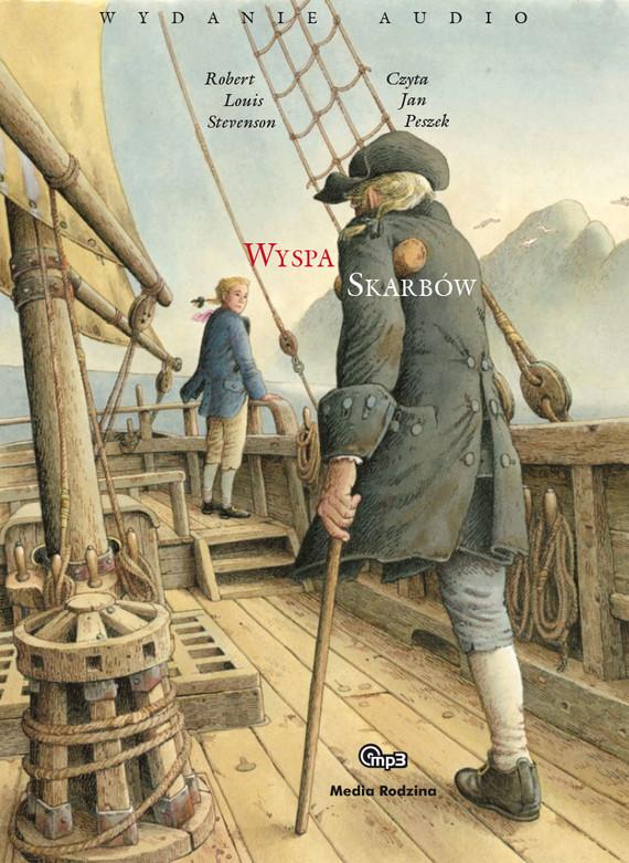 okładka Wyspa skarbów. Audiobook | MP3 | Robert Louis Stevenson